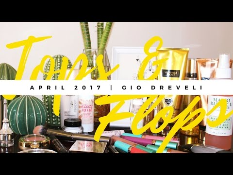 TOPS & FLOPS Απριλίου 2017 | GIO DREVELI | GREEK TUTORIAL