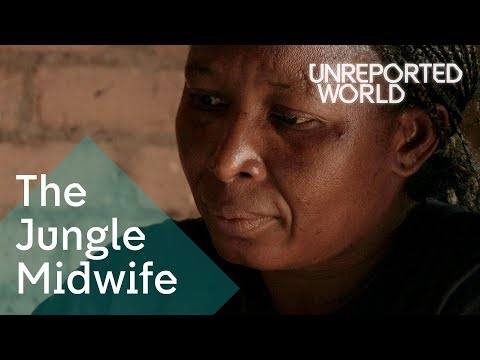 Delivering babies in one of the most dangerous places to give birth | Unreported World