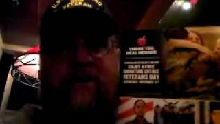 Madera Guy Eats for Free at Applebees. Veteran's Day 2009
