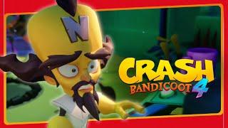 CRASH BANDICOOT 4 #14 - Dr Neo Cortex Não Queria Viver!   Gameplay em Português PT-BR no Xbox One X