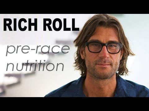 Vegan Ultraman Rich Roll on Pre-Race Nutrition