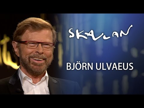 Björn Ulvaeus Interview (English Subtitles) | ABBA | Skavlan
