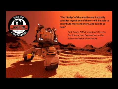 HHITTW Episode 8 Promo: Mars Colonization (with Rick Davis)