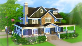 SEASONS + BASE GAME ONLY // Newcrest Development // The Sims 4 Speed Build