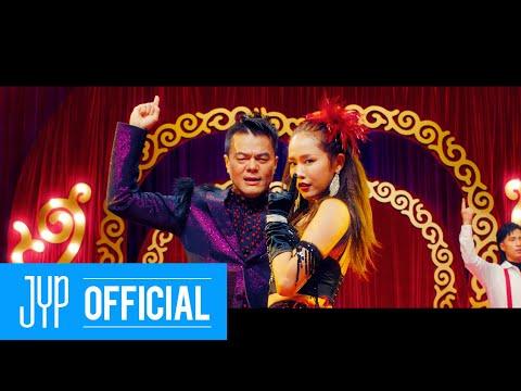"""박진영 (J.Y. Park) """"FEVER (Feat. 수퍼비, BIBI)"""" M/V"""