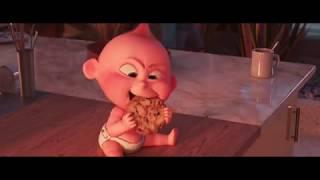Incredibles 2  !! Olympics Sneak Peek !!1080p !! Jack JAck is very angry !!