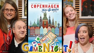 Copenhagen: Roll & Write - GameNight! Se7 Ep50