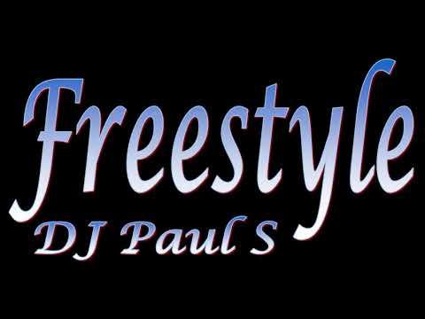80s & 90s & 2000s Freestyle Mixes - (DJ Paul S)