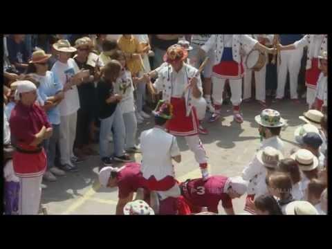 Sant Bartomeu al Cap de la Vila (Festa Major de Sitges del 1995)