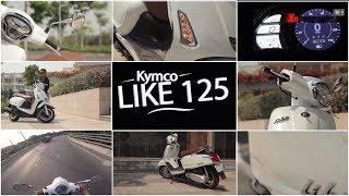 Gambar cover Cận cảnh mẫu xe Kymco Like 125 ABS được trang bị Noodoe