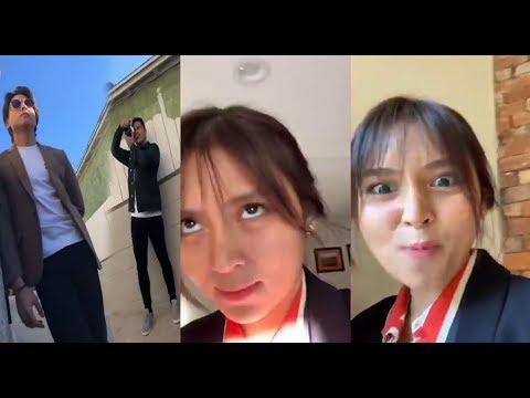 Kathryn Bernardo Ginulo si Daniel Padilla Habang NagPhotoshoot