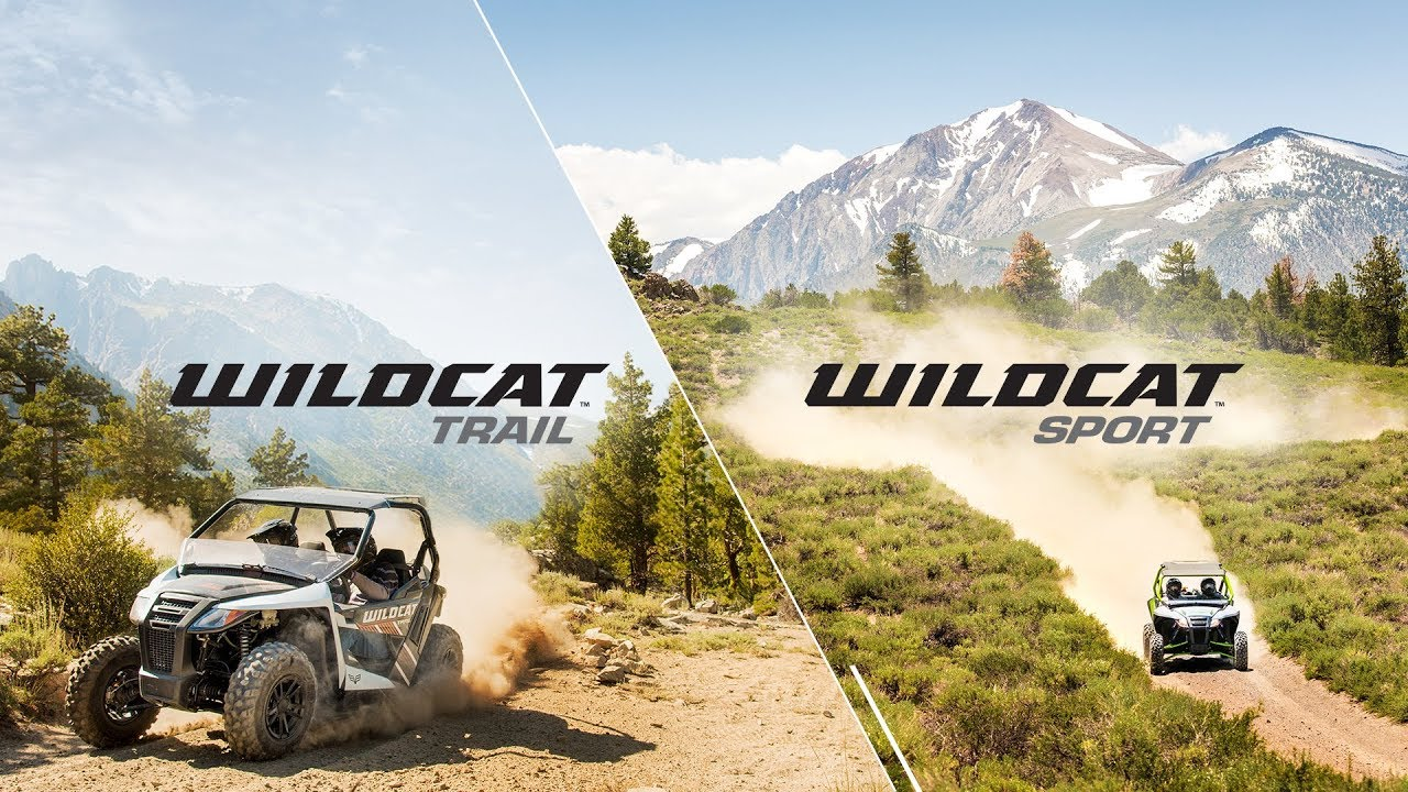 Textron Off Road | Wildcat™ Trail/Sport
