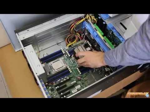Сборка сервера (Как собрать сервер)