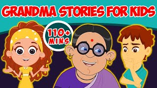 Grandma Stories for Kids  Bedtime Stories | English Cartoon For Kids | Fairy Tales In English