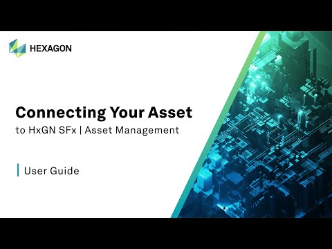 HxGN SFx | Asset Management - How To Connect