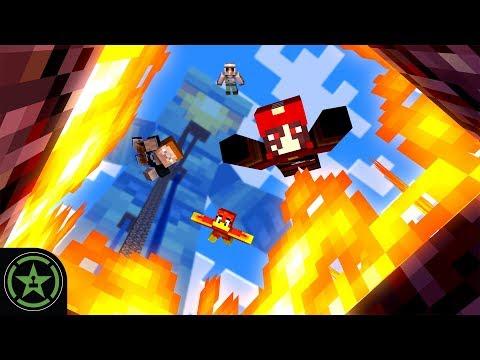 A NEW RECORD? - Minecraft - Wipeout Part 2 (#363) | Let's Play