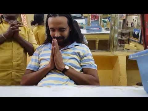 ASMR - cosmic barber - World greatest head massage by Baba Sen