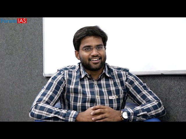 Varun Reddy, IAS Rank 7, Discusses Strategy that Helped him Maximise Mains Marks 3 Consecutive Years