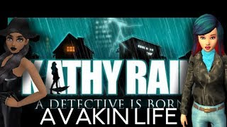 Completing the Kathy rain mystery