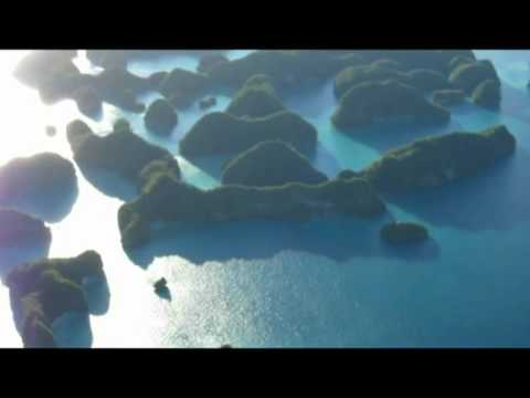 Flying in Palau