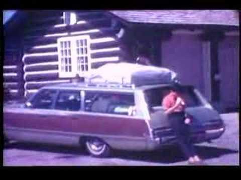 Old home movies circa 1969: Calgary, Wedding in Mo...