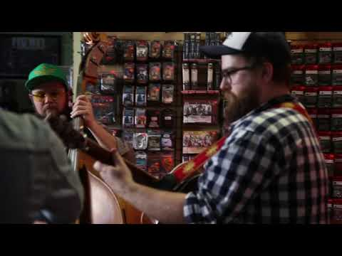 """Boy howdy, here's a goldarn bluegrass cover of Super Mario World's """"Athletic Theme"""""""