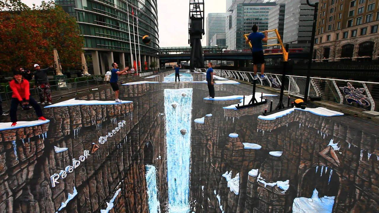 Falling Water Wallpaper 1080 Weltrekord Gebrochen Joe Amp Max Zeichneten Das Gr 246 223 Te 3d