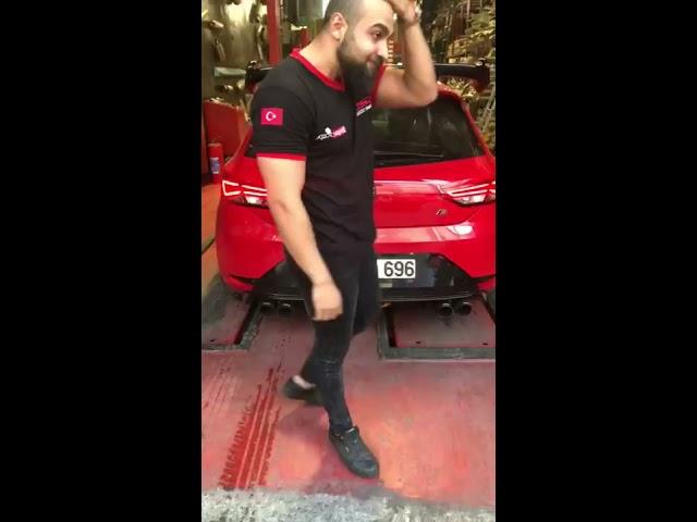 SEAT LEON FR 140 KUMANDALI VAREX EGZOZ SESİ