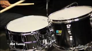 """LM402 6.5""""x14"""" Supraphonic Snare Drum"""