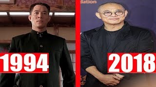Fist of Legend (1994) Cast: Then and Now 2018