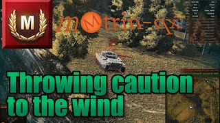"""Throwing Caution to the Wind"" (WOT - 07-25-2015)"