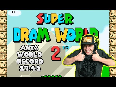 Dram 2 any% World Record Speedrun 27:42 (as of 9-27-17)