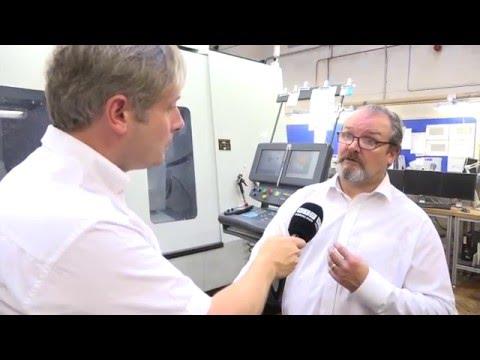 Edinburgh University invest in Nine9 Helix Drill - Engineering News from MTDCNC