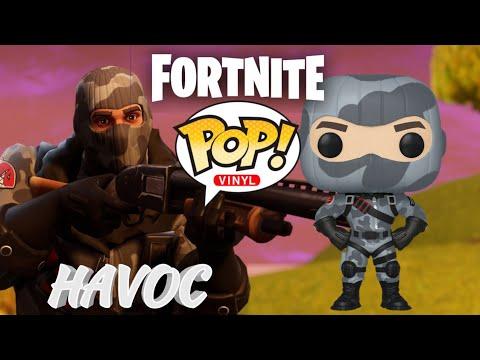 Fortnite Pop! Funko Havoc
