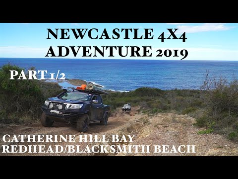 Catherine Hill Bay - Newcastle 4x4 Adventure 2019 #1/2