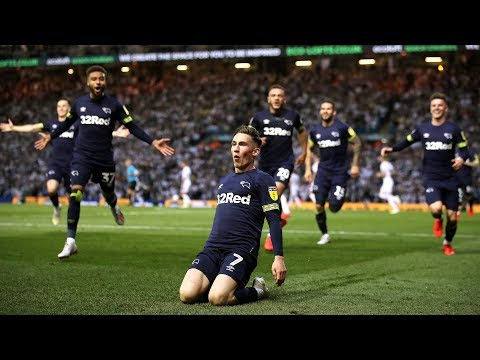 MATCH HIGHLIGHTS | Leeds United Vs Derby County