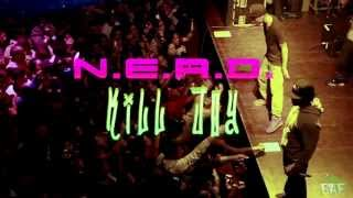 N*E*R*D - KIll Joy (Live NYC)
