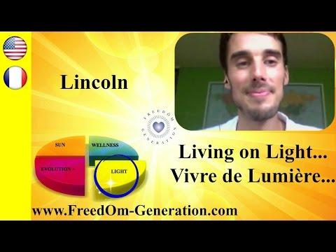 FreedÔm Generation : Key-Testimony of Lincoln Gergar (Living on Prana)