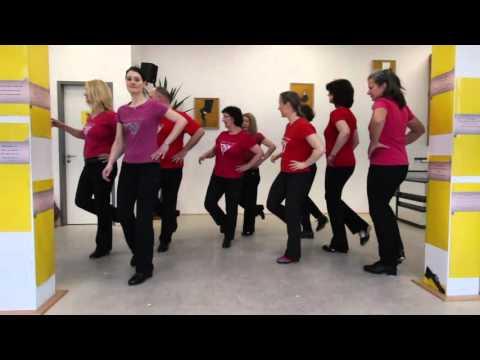 Wiesbaden tanzt! 2016 - Irish Dancing / Jazz Tap Flashmob Part 2