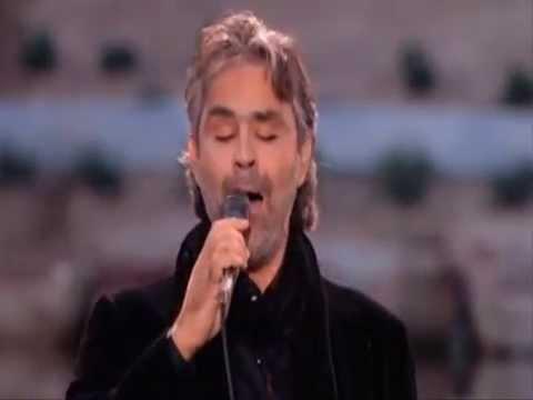 Andrea Bocelli - Amapola e Besame Mucho