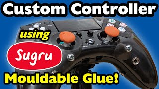 Building a Custom Controller Using Sugru
