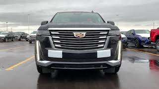 Luxury Large SUV - 2021 Cadillac Escalade ESV Platinum ✅ Magnetic Ride with Air Adaptive Suspension