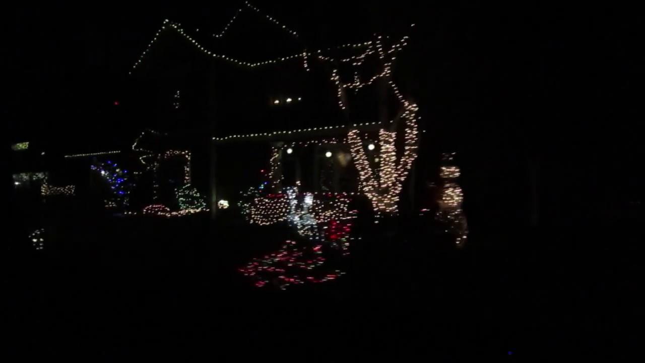 Cherry Lane Christmas Lights, Medford