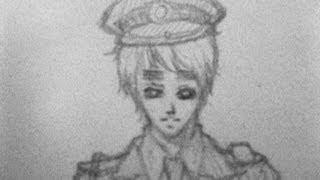 How to draw Anime Manga: Uniform - Police Uniform tutorial