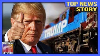 TOP NEWS! Trump Train Gets HUGE New Passenger! Seconds Later CNN Rips Him To SHREDS thumbnail