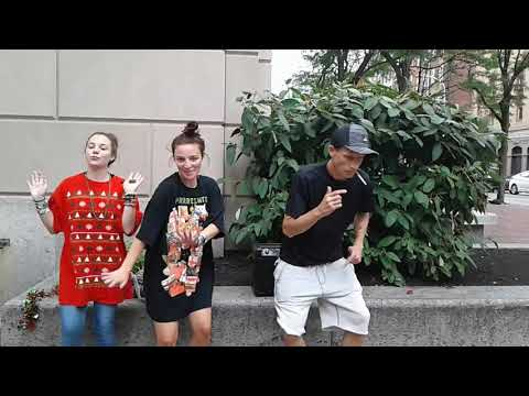 The Shiggy Challenge Public Philly Drake