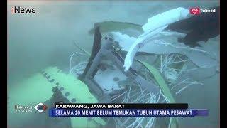 Turut Menyelam, Tim iNews Temukan Sabuk Pengaman & Puing Pesawat Lion Air - iNews Malam 01/11