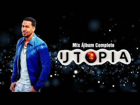 UTOPIA MIX ALBUM COMPLETO ROMEO SANTOS