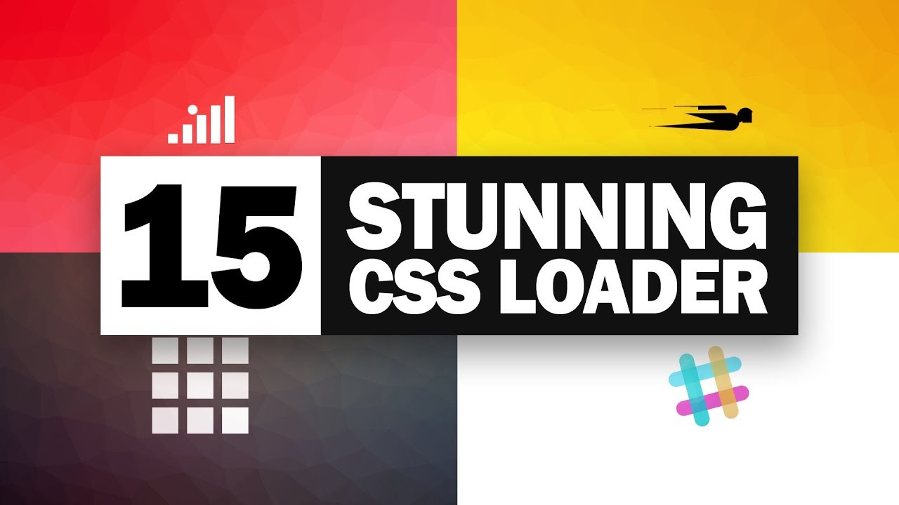 15 Stunning CSS Loading Animation You Should See