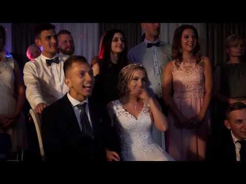 PANI MŁODA W SZOKU | ❤ Niespodzianka Od Młodego ❤ + Reakcja Gości | Ślub Niespodzianka